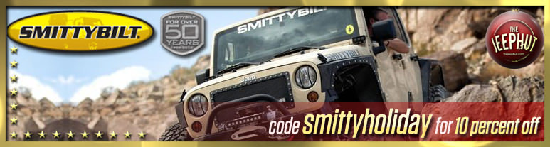 10% OFF SMITTYBILT PRODUCTS