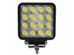 Lifetime LED 4.3'' Square